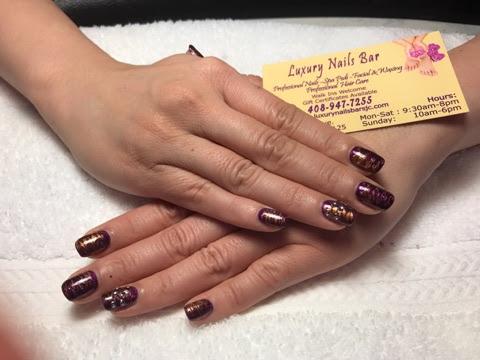 Luxury Nail Bar - Nail salon in San Jose, CA 95125